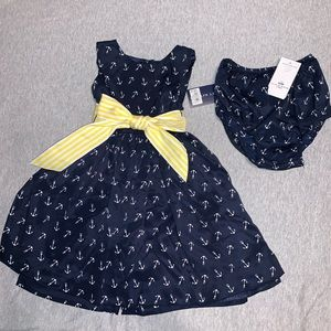 Ralph Lauren dress (sailor)